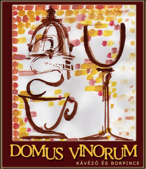 Domus Vinorum. Borszaküzlet, étterem és rendezvényhelyszín Budapest Belváros.